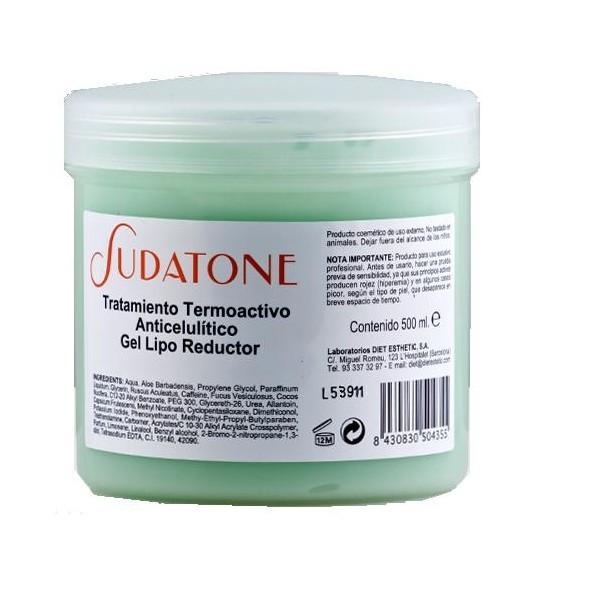 Criogel Sudatone Gel-Crema Frio 500 ml