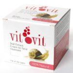Crema Hidratante Baba de Caracol Vitovit