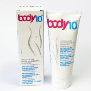 Crema Anticelulítica Body10 Diet Esthetic