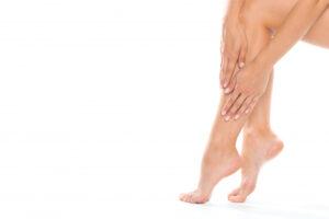 gel para piernas y pies cansados
