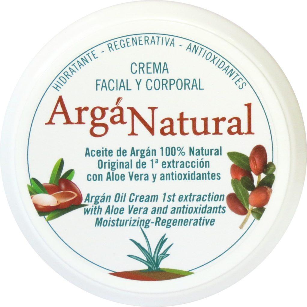 Crema de Argán Arganatural