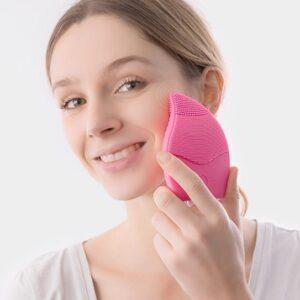 Masajeador Limpiador facial