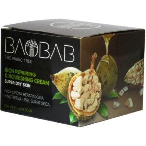 Crema Baobab Reparadora y Nutritiva para Pieles Extra Secas