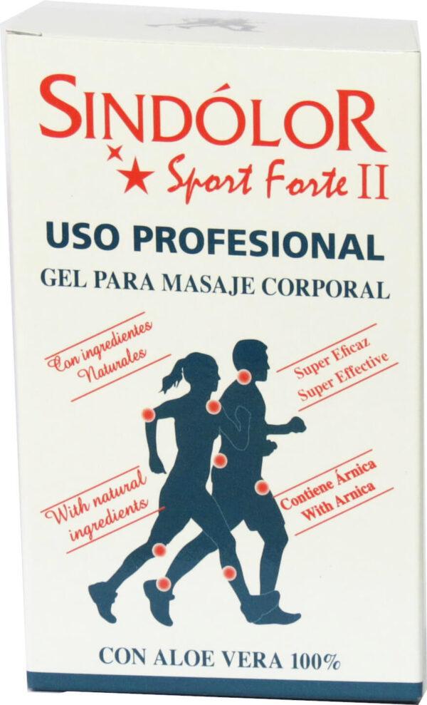 sindolor sport forte 2 profesional