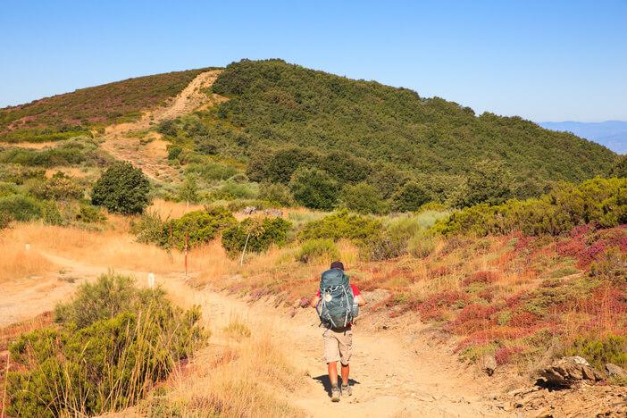 Hidatar pies Camino de Santiago