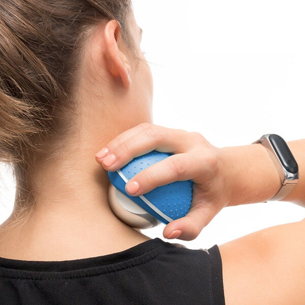 masajeador bola frio cuello