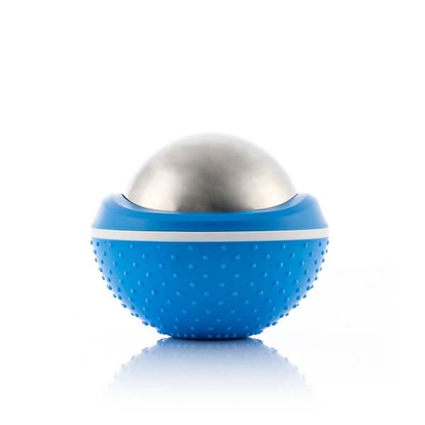 bola de masaje con efecto frío