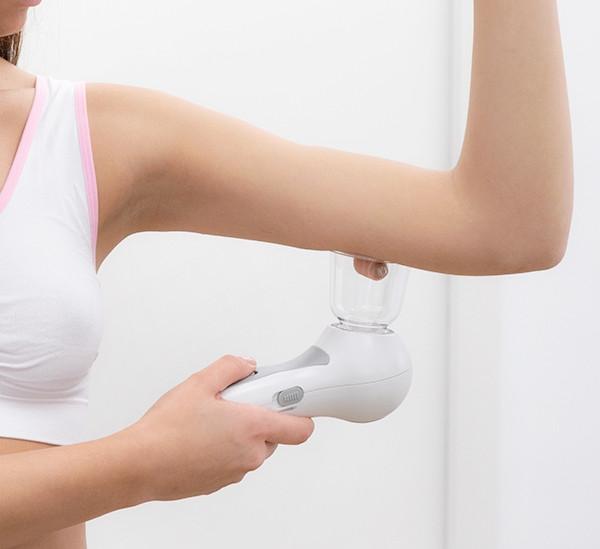 Aparato Vacumterapia pro uso en brazos