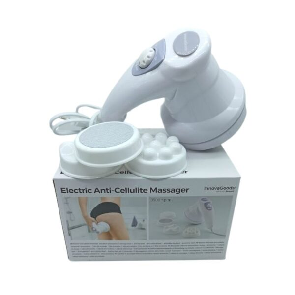 masajeador eléctrico multifuncion