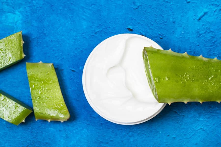 Remedios de aloe vera para la celulitia