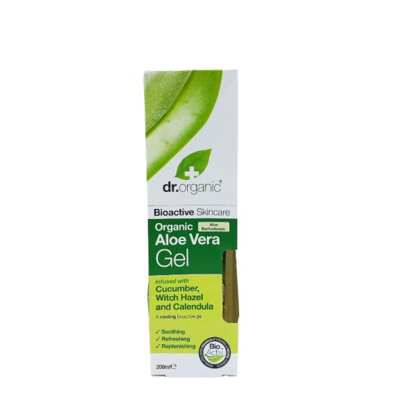 Gel Orgánico Aloe Vera
