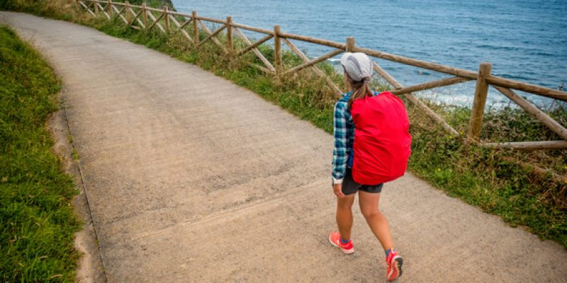Cómo cuidar tus pies en el Camino de Santiago